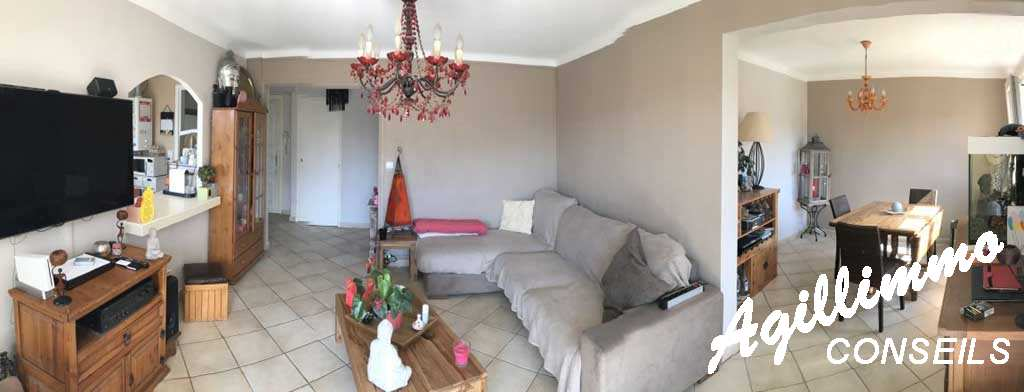 Quartier Valescure Appartement 3-4 pièces moderne avec cave - SAINT RAPHAEL
